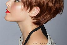 short hairdoos / by Jodi Barber