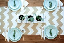 Darling tablescapes / by Jerriann Sullivan