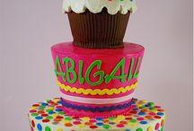 Birthday Cake / by Nevaeh Davidson