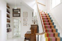 Entrance & Hallway / by Des Coeurs