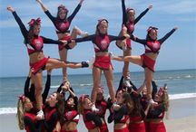 Cheer (Those who are too old, coach) / by Sydney Passey