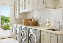 Dreamy Laundry Rooms / by BJ Moreland