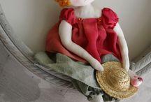 Doll making / by Mrs. Krabbel