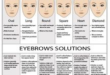 Love me some brows!!  / by Jo-Anna Watkins