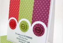 CARDS & INSPIRATIONS / by Bonnie Bayes