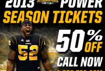 Contests and Promos / by Pittsburgh Power