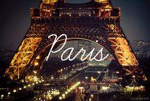 Paris / by davranice
