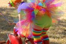 Color! Color! Happy! Happy! / Bright Colors!  Yeah :)  / by Mich Wallnz
