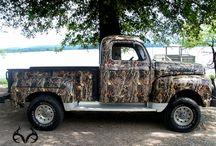 Realtree Camo Truck/Auto Accessories / by Realtree