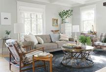 living rooms / by Ali Henrie
