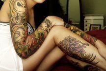 Sleeve Tattoo / by Carson Heiny