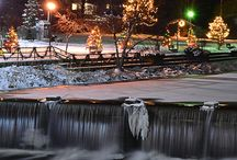 Chagrin Falls,Ohio / by Colleen Kelly-Eiding