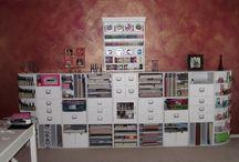 Organize your spaces / by Sheila Wilcox