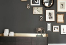 Quadros / Frame / Inspirações e #ideias para voce #decorar sua casa com belos quadros.  / by Gabriel de Faria