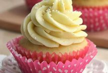 Cakes & Cupcakes / Cake and cupcake recipes I would like to try / by Nicole Gensman