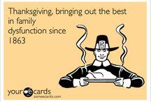 Thanksgiving / by M Stewart