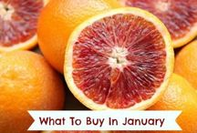 What To Buy When / by Southern Savers - Jenny