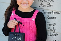 BEST Back to School Tips / Back to School 2013 is here and we are gathering and sharing the BEST Back to School Tips.  Ready or not, the school bell is ringing! / by Hungry Goddess