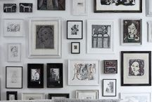 Gallery Wall / by Rebecca Plotnick