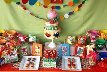 Sesame Street Birthday Ideas / by Renee Templeton