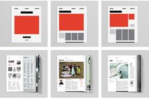 Grid Design - Graphic Design Layout / by Dario Albini
