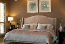 Master Bedroom Ideas / by Rebecca Sunderman
