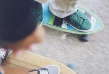 Long-boarding!! / by AJ Larsen
