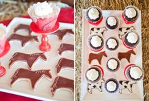 Farm Themed Birthday / Planning for Zoey's Birthday Party! / by Jennifer Arnold,