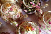 Tea / by Mary Byrom