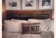 headboards / by Amanda Cross