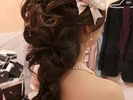 wedding hair / by Jessica Winters