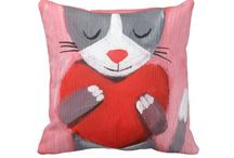 Pillows / by Teresa Alvarez