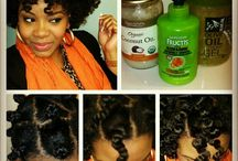 HAIR! / Hair that I love... / by Candice Jeter