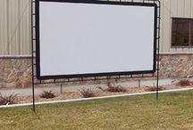 Backyard Movie Night / by Nicole Wills