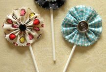 DIY Crafts / Get great crafty ideas here! / by Cristy Mishkula @ Pretty My Party