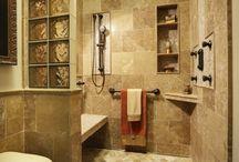 Master Bath / by Sue Moorhouse Lombardo