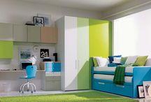 Teens Bedrooms! / by Michaela Stay
