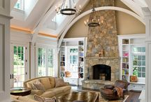 Living Rooms / by Casa Bella Interiors