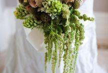 Weddings: Romantic Organic / by Ellen Bartlett (Cakes to Remember)