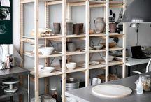 Pottery studio / by Ann Maliatski