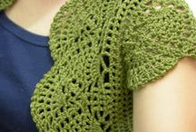 Crochet tops - Women / by Susan Wilson
