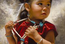 Native American / First People / by Treasures of the Southwest.com