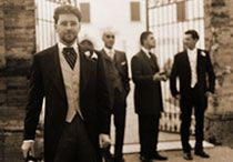 Formals Inspiration I Groomsmen / by Rebecca Interrante