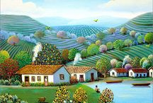 Naive Art. / by Esther Vargas