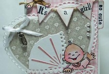 baby cards / by Judy Rosmus