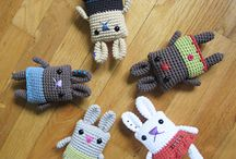 Crochet - Toys / by Kate T