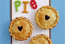 Pies pies pies!!!! / by Mary Rosica