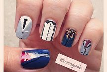 Nails / Awesome nails that I would love to try but probably won't.  / by Jessica Baer