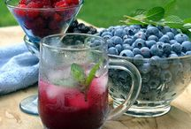 BERry JUiCE from scratch / by S P