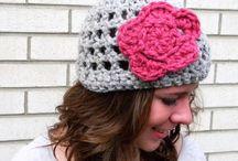 Crochet & Knitting Patterns & Ideas / Patterns and ideas for my hand at crocheting and knitting  / by Heather Beck